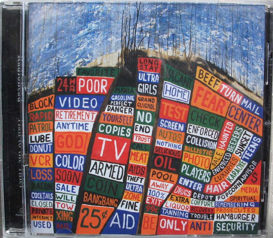 Radiohead Album - Hail to the Thief