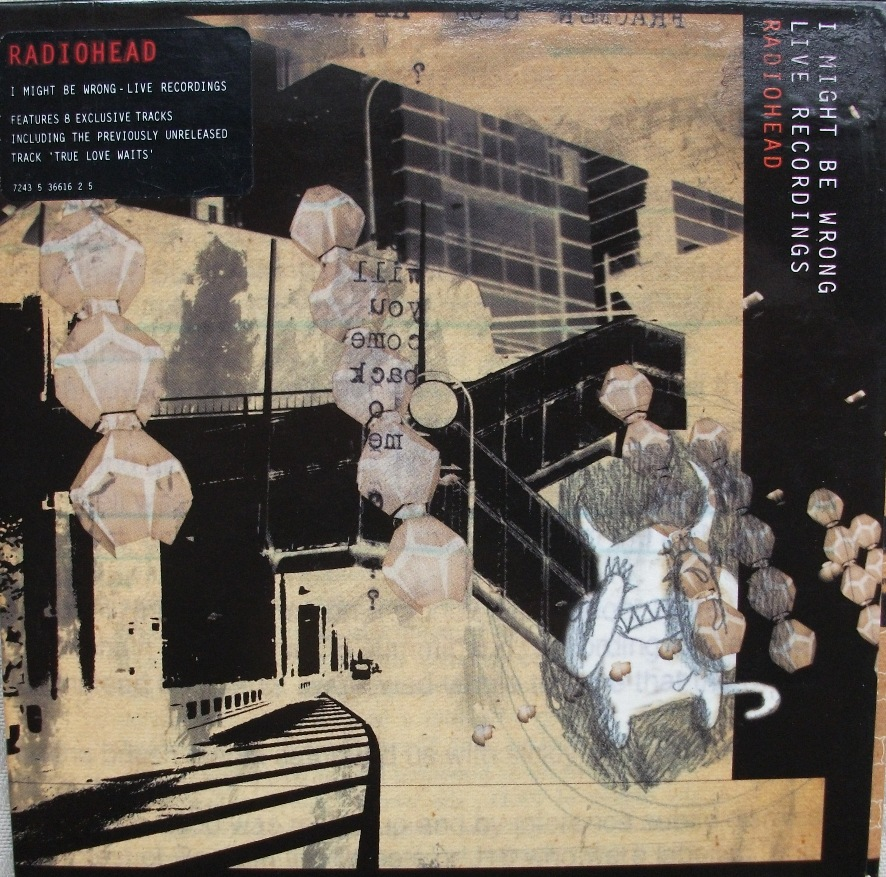 Radiohead CD Single - I Might Be Wrong