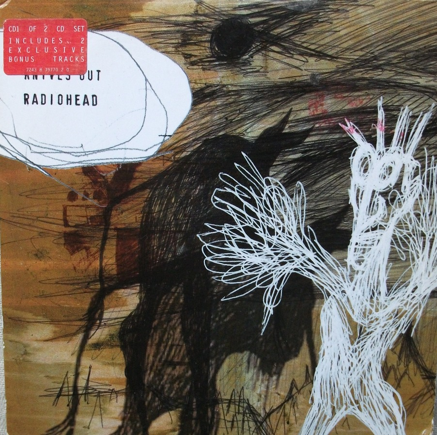 Radiohead CD Single - Knives Out CD1