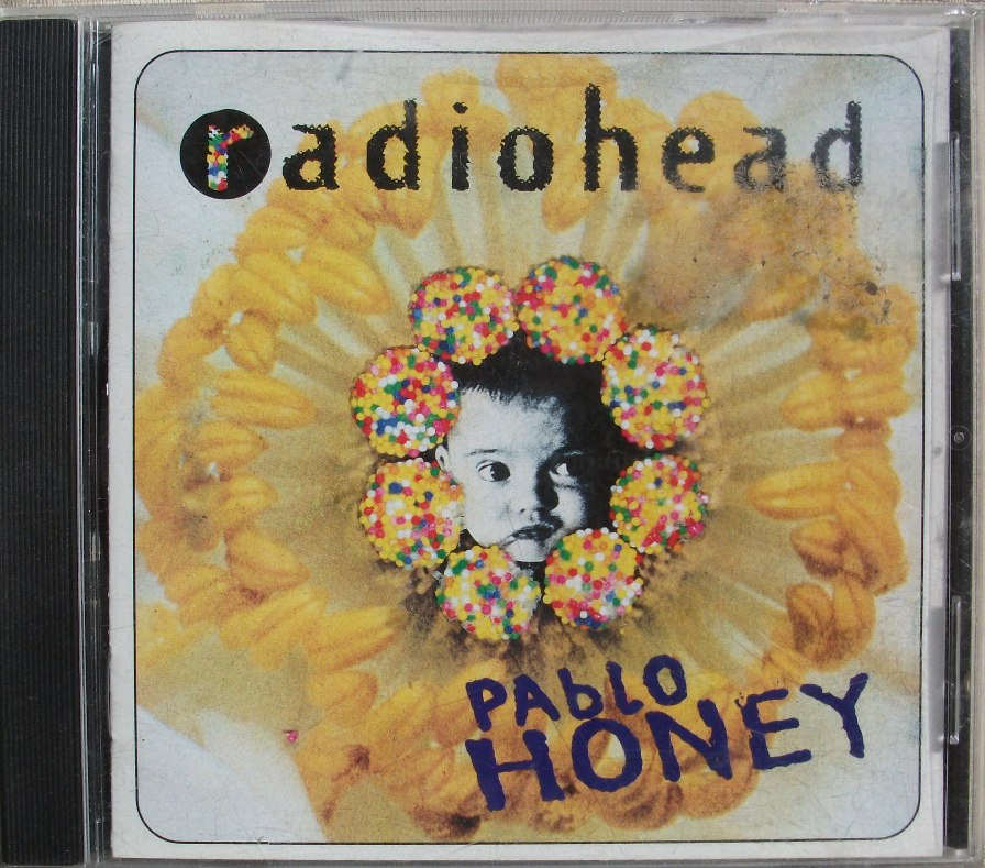 Radiohead Album - Pablo Honey