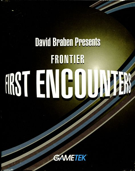 Frontier First Encounters Game Cover