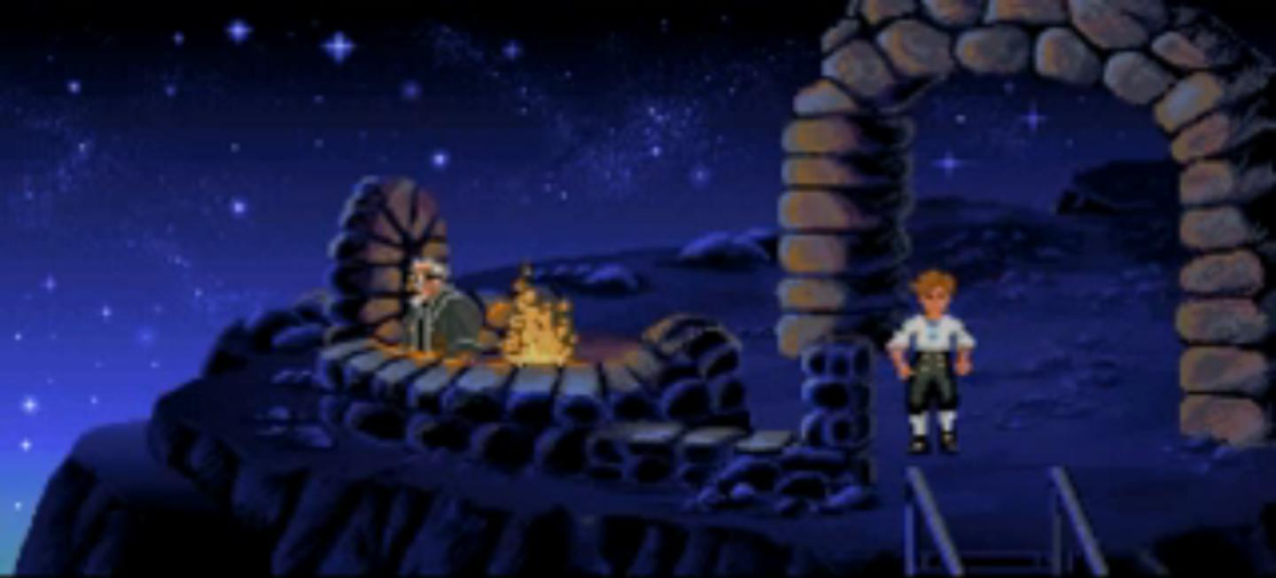 Monkey Island I Screenshot