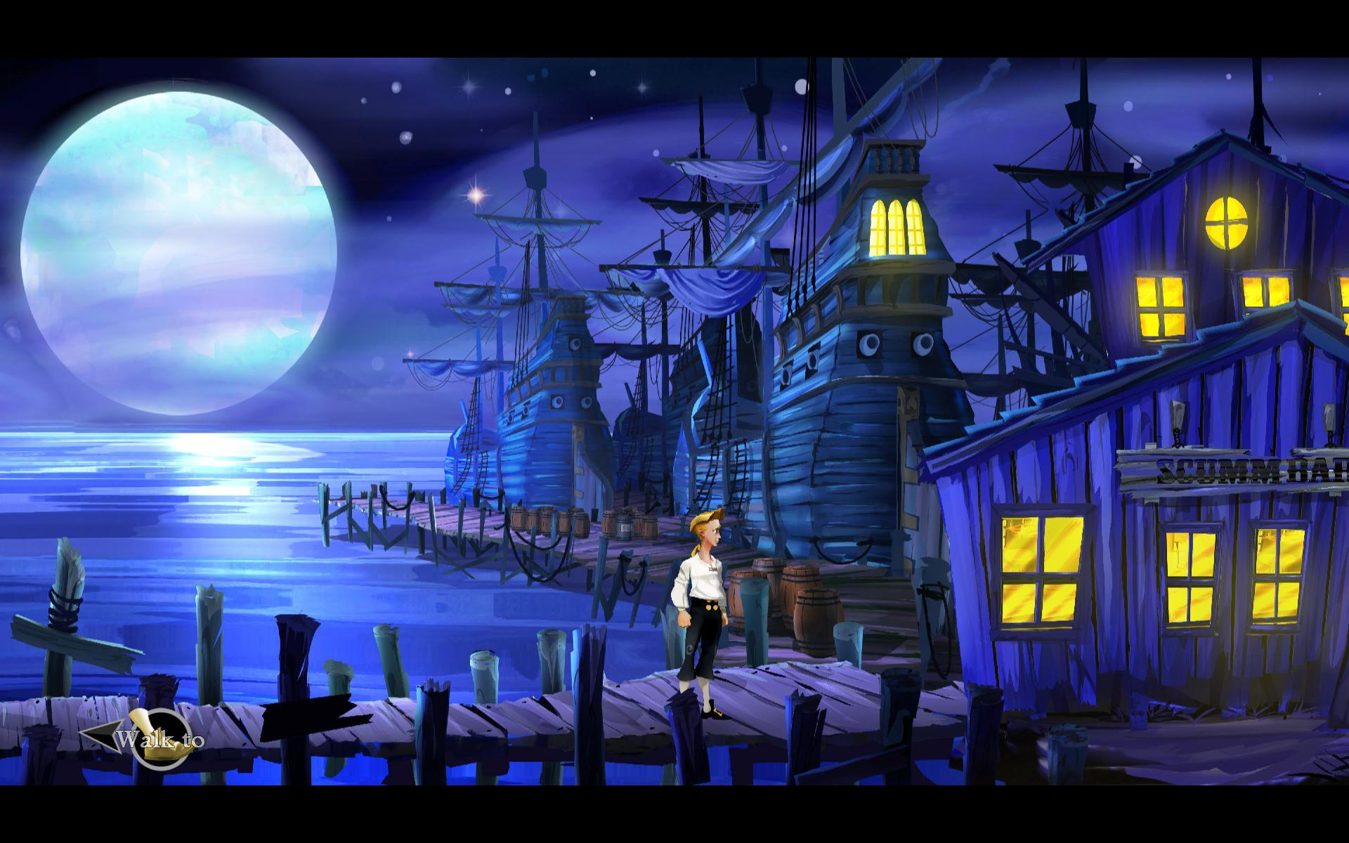 Monkey Island I Special Edition Screenshot