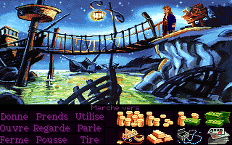 Monkey Island II Screenshot