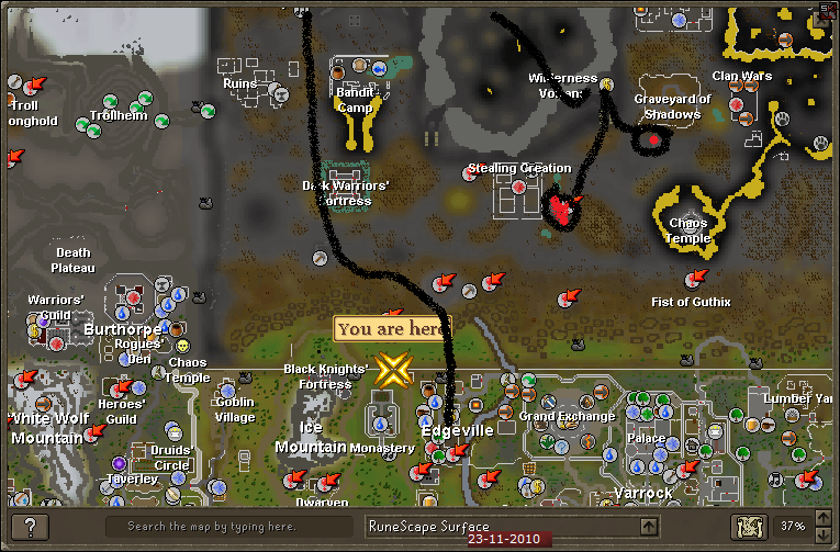 How to get to KBD