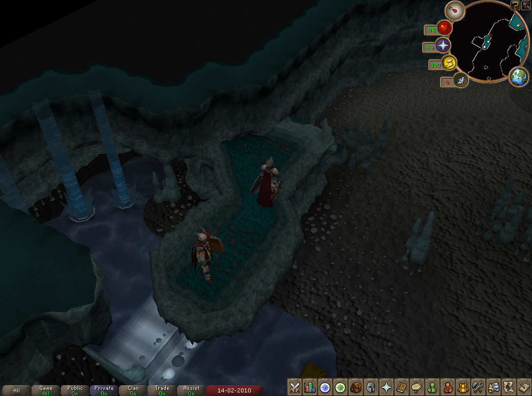 Inside The Mithril Dragon Lair!