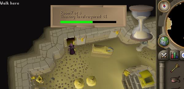 Going To Your Max Lvl Room