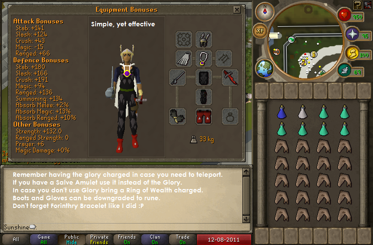 Rev hunting rapier gear