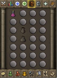 Runecrafting Abyss Inventory