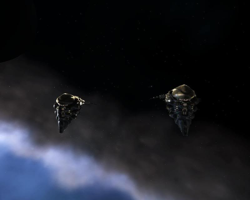 Eve Online Ship Screenshot