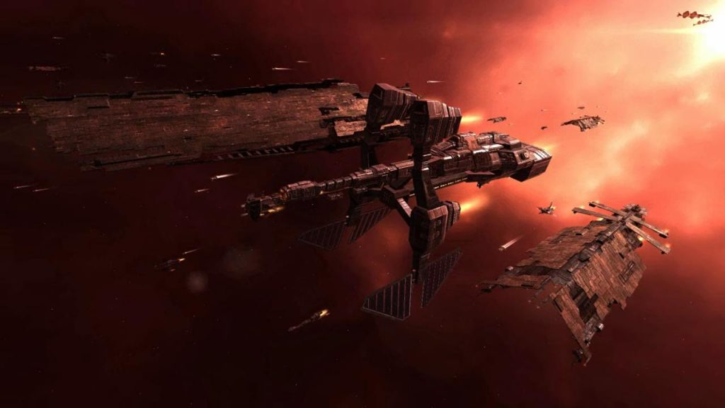 Eve Online Trinity Video Screenshot