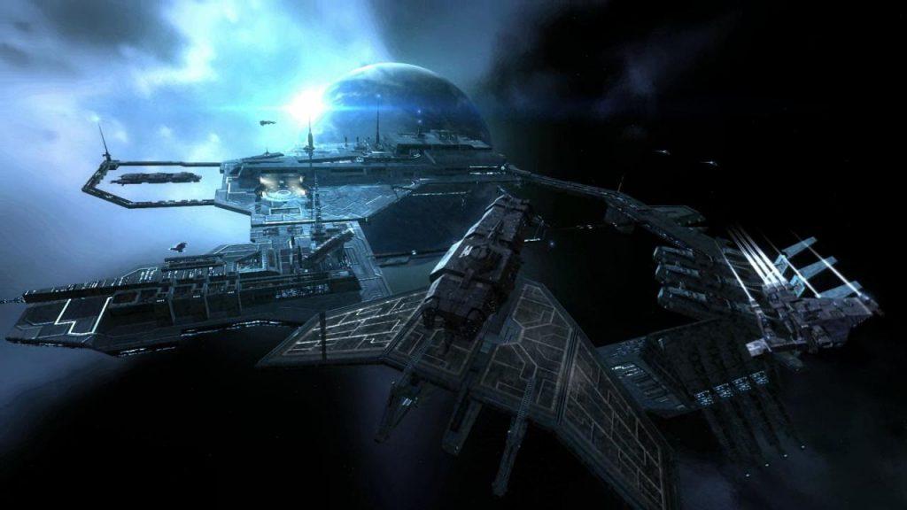 Eve Online Trinity Video Screenshot