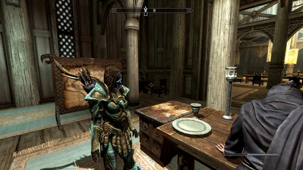 Skyrim Screenshot Archer