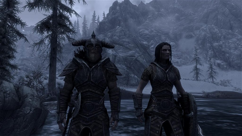 Skyrim Screenshot Adventurers Ready