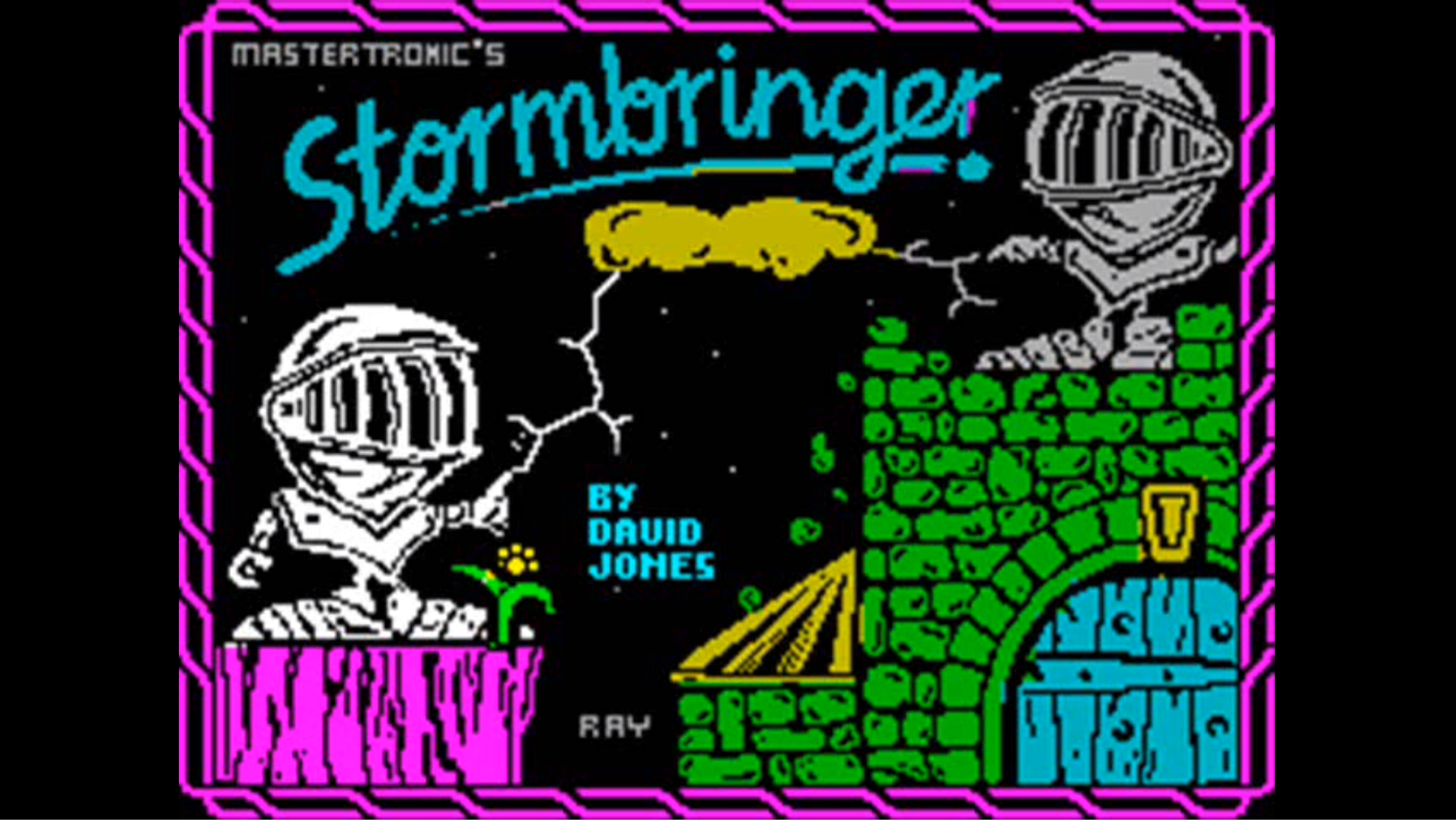 Stormbringer Screenshot - Loading Screen