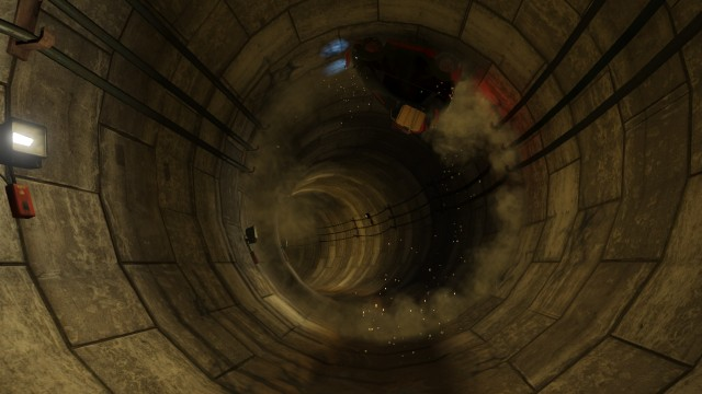 GTA V (GTA 5) Screenshots - Pillbox Hill - In The Sewer